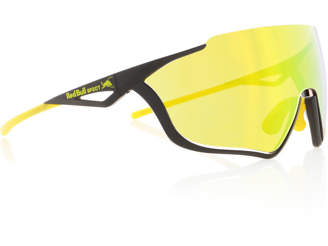 Red Bull SPECT Pace Zonnebril, matte anthracite/smoke-yellow